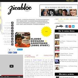 Claude Nougaro, Armstrong : explication, clip, MP3
