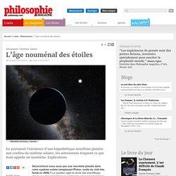 Résonances, Planète, Kant, Astronomie, Noumène, Ciel, Science