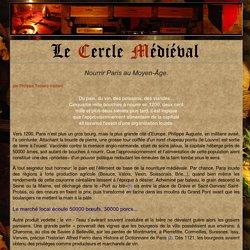 Nourrir Paris au Moyen-Âge.