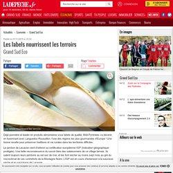 LA DEPECHE 27/11/15 Les labels nourrissent les terroirs