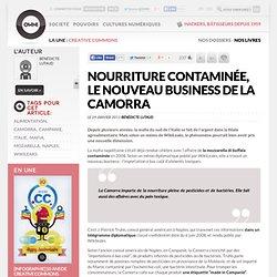 Nourriture contaminée, le nouveau business de la Camorra