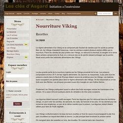 Nourriture Viking
