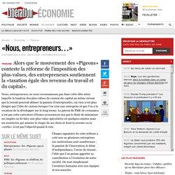«Nous, entrepreneurs…»