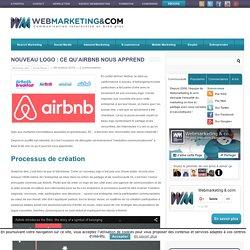 Nouveau logo : ce qu'Airbnb nous apprend