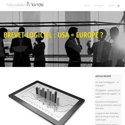 Blog Nouveau Monde avocats