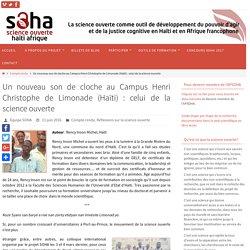 Un nouveau son de cloche au Campus Henri Christophe de Limonade (Haïti) : celui de la science ouverte