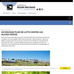 REGION BRETAGNE 04/07/17 Un nouveau plan de lutte contre les algues vertes