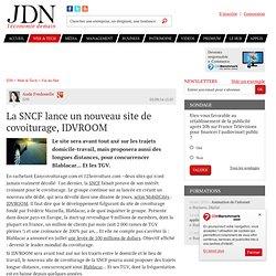 La SNCF lance un nouveau site de covoiturage, IDVROOM