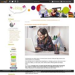 Le nouveau visage des RP digitales - Le blog des relations presse
