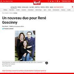 Un nouveau duo pour René Goscinny