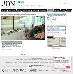 """La vidéo """"Le cheval, nouveau coach de la vie en entreprise"""" sur le Journal du Net"""