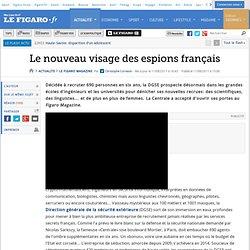 Le Figaro Magazine : Le nouveau visage des agents français
