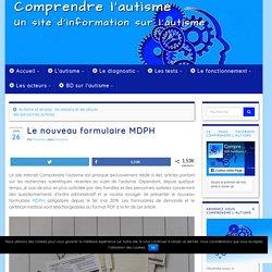 Le nouveau formulaire MDPH : un guide pour le compléter