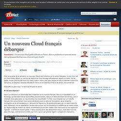 Un nouveau Cloud français débarque