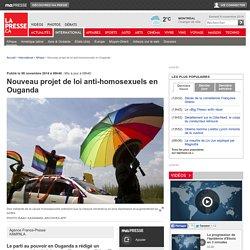Nouveau projet de loi anti-homosexuels en Ouganda