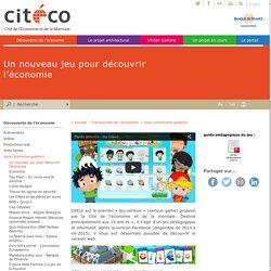 Cit€co - découvrir l'économie