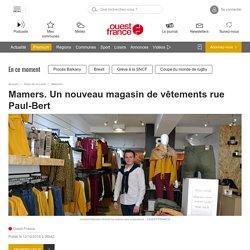 Mamers. Un nouveau magasin de vêtements rue Paul-Bert
