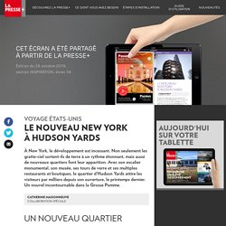 Le nouveau NewYork àHudsonYards