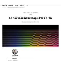 Le nouveau nouvel âge d'or de l'IA // FABERNOVEL
