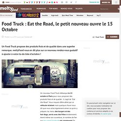Food Truck : Eat the Road
