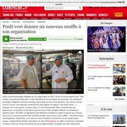 Poult veut donner un nouveau souffle à son organisation - 11/03/2015