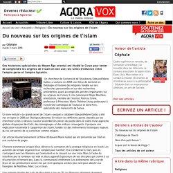 Du nouveau sur les origines de l'islam