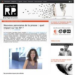 Nouveau panorama de la presse : quel impact sur les RP ?