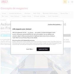 Action, nouveau phénomène du discount en France