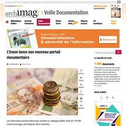L'Insee lance son nouveau portail documentaire