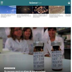 Un nouveau vaccin en phase de test prometteur contre la tuberculose