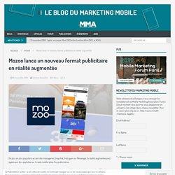 Mozoo lance un nouveau format publicitaire en réalité augmentée