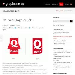 Nouveau logo Quick