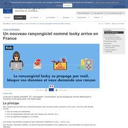 Un nouveau rançongiciel nommé locky arrive en France