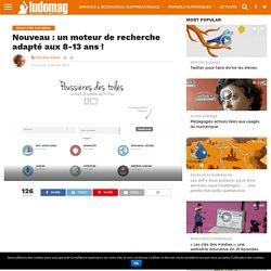 Nouveau : un moteur de recherche adapté aux 8-13 ans ! – Ludovia Magazine