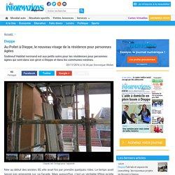 Au Pollet à Dieppe, le nouveau visage de la résidence pour personnes âgées -03/11/16
