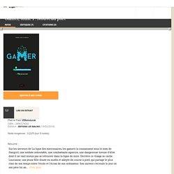 Gamer, tome 1 : Nouveau port - Pierre-Yves Villeneuve - Babelio