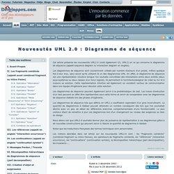 UML 2.0 : Diagramme de séquence