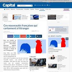 Ces nouveautés françaises qui cartonnent à l'étranger