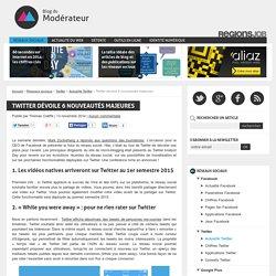 Twitter dévoile 6 nouveautés majeures - Blog du Modérateur