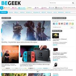 Nouveautés jeux vidéos : suivez toute l'actualité des jeux vidéos