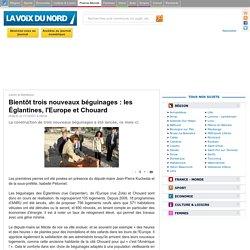 Bientôt trois nouveaux béguinages: les Églantines, l'Europe et Chouard