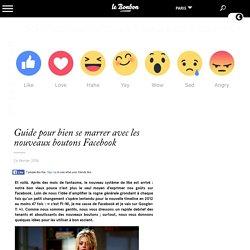 Guide pour bien se marrer avec les nouveaux boutons Facebook