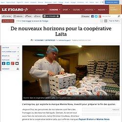 De nouveaux horizons pour la coopérative Laïta