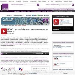 MOOC : les profs face aux nouveaux cours en ligne