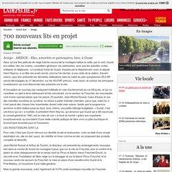 700 nouveaux lits en projet - 15/11/2002