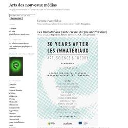 Arts des nouveaux médias · Centre Pompidou