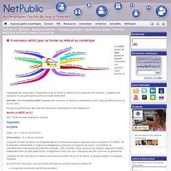 9 nouveaux MOOC pour se former au Web et au numérique
