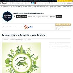 Les nouveaux outils de la mobilité verte