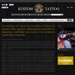 Les nouveaux rapports entre le tatouage et la société