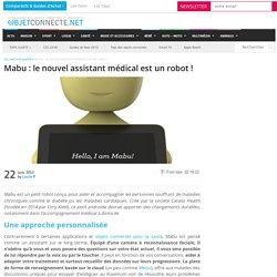 Mabu : le nouvel assistant médical est un robot !